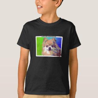 Biddleの少し足 Tシャツ
