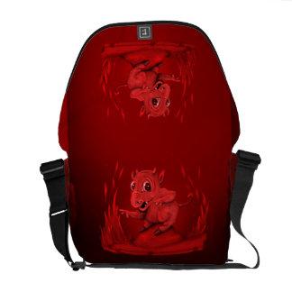 BIDIの外国の邪悪な人力車媒体のメッセンジャーバッグ メッセンジャーバッグ