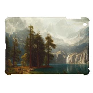 Bierstadtの山脈NevadasのiPad Miniケース iPad Mini Case