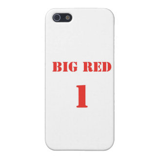 bigred1.jpg iPhone 5 cover