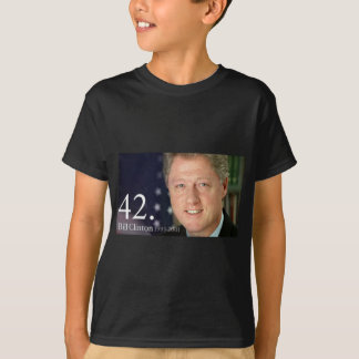 Bill Clinton Tシャツ