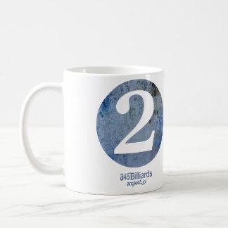 Billiards no.2 コーヒーマグカップ