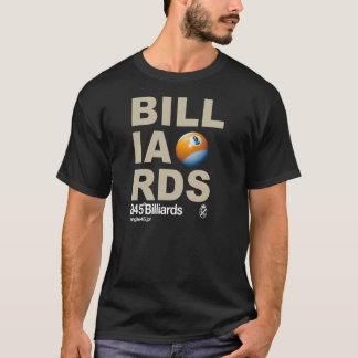 BILLIARDS! Tシャツ