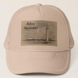 Biloxiの灯台 キャップ