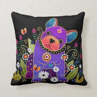 BINDI FRENCHIE- French Bulldog pillows クッション