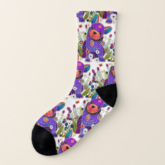 BINDI FRENCHIE- French Bulldog socks ソックス
