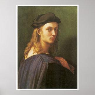 Bindo Altoviti、c. 1515年のイタリアンなルネサンス ポスター