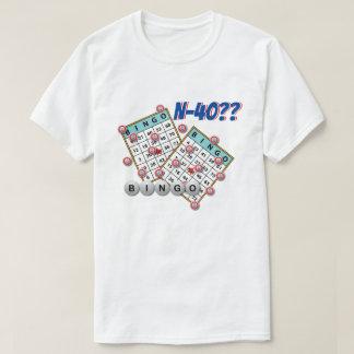 Bingo N40 Las Vegas NV Tシャツ