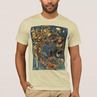 Bionicサル Tシャツ