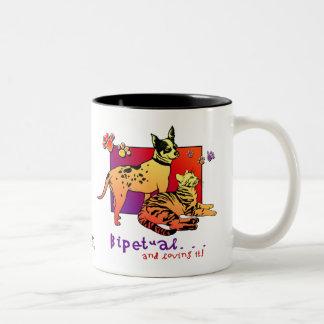 Bipetualのマグ ツートーンマグカップ