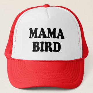 Birdママのおもしろいなお母さん キャップ