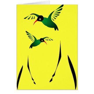 Bird先生 カード