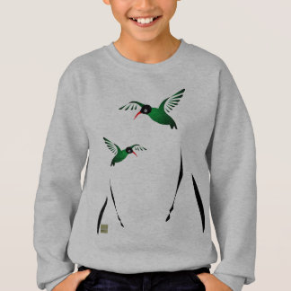 Bird先生 スウェットシャツ