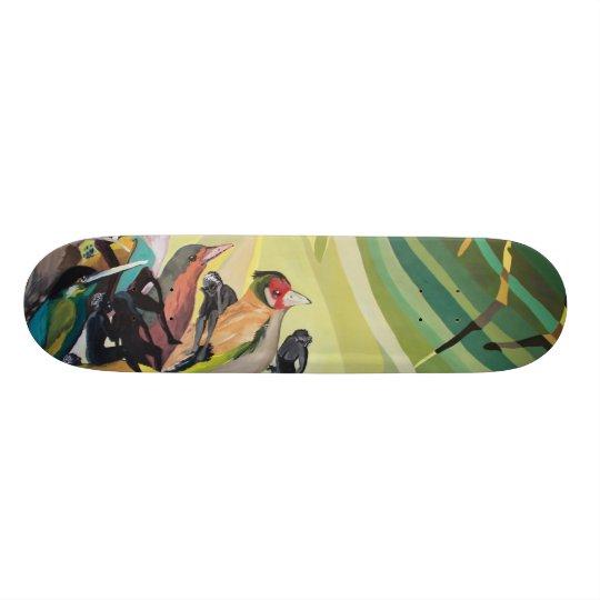 bird オリジナルスケートボード