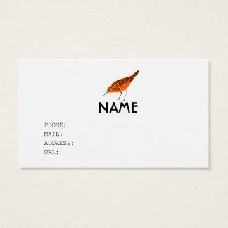 BIRD 名刺