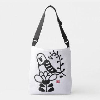 Bird BAG 鳥のカバン クロスボディバッグ