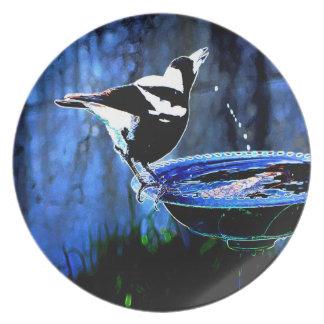 Birdbath 04 プレート