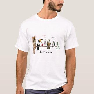 Birdlover Tシャツ