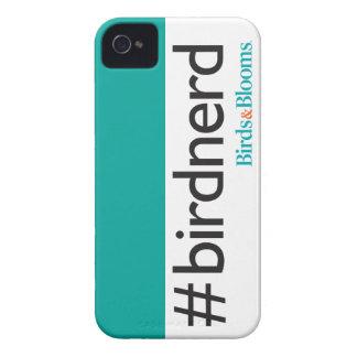 #BirdNerd Case-Mate iPhone 4 ケース
