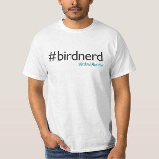 #BirdNerd Tシャツ