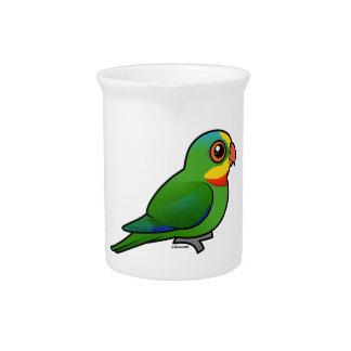 Birdorableのすばらしいオウム ピッチャー