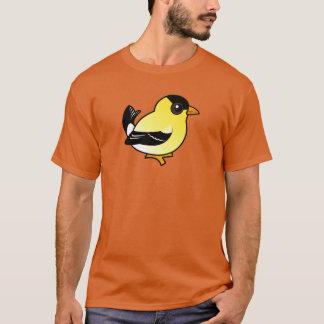 Birdorableのアメリカ人のGoldfinch Tシャツ