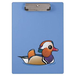 Birdorableのオシドリ クリップボード