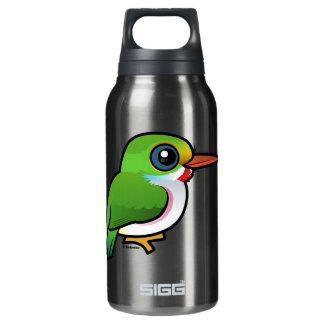 Birdorableのキューバ人のコビトドリ科 断熱ウォーターボトル