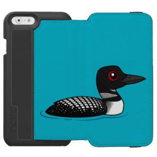 Birdorableの公有地の水潜り鳥 Incipio Watson™ iPhone 5 財布型ケース