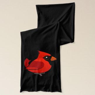 Birdorableの北の(鳥)ショウジョウコウカンチョウ スカーフ