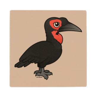 Birdorableの南地上のミナミジサイチョウ ウッドコースター