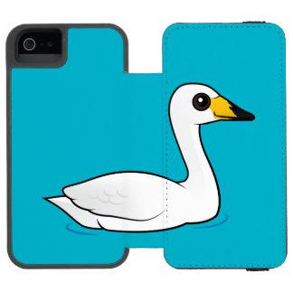 Birdorableの大白鳥 Incipio Watson™ iPhone 5 ウォレット ケース
