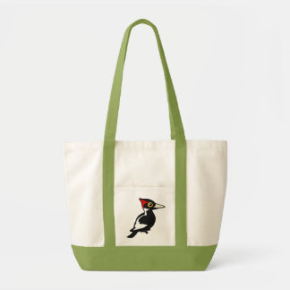 Birdorableはキツツキにアイボリー勘定書を出しました トートバッグ