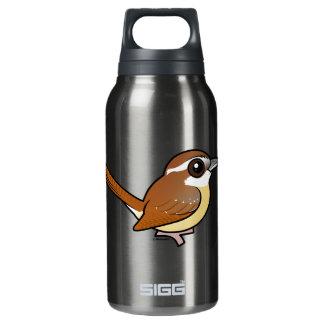 Birdorableカロライナのミソサザイ 断熱ウォーターボトル