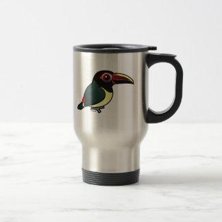 Birdorable緑のAracari トラベルマグ