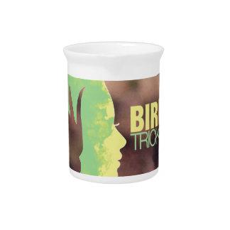 BirdTricksのロゴ(モアブの版) ピッチャー