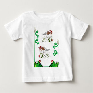 Birdwatchersの歓喜 ベビーTシャツ