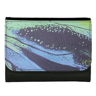 Birdwingの芸術のプリントの革財布
