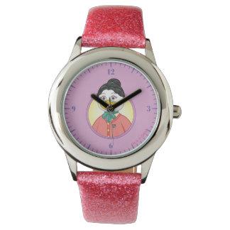 Birdy氏 腕時計
