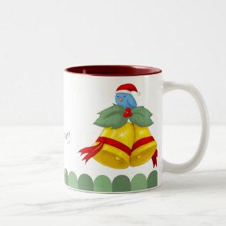 Birdy鐘 ツートーンマグカップ