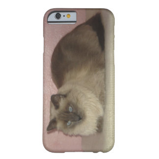Birman猫 Barely There iPhone 6 ケース