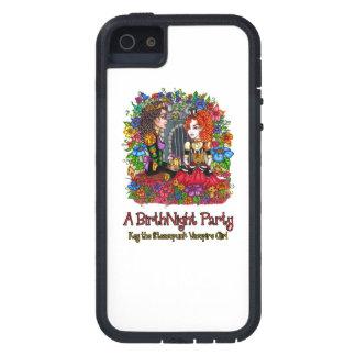 BirthNightのパーティーのiPhone 5の例 iPhone 5 カバー
