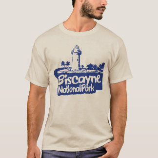 Biscayneの国立公園 Tシャツ