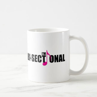 Bisectionalクラシックなマグ コーヒーマグカップ
