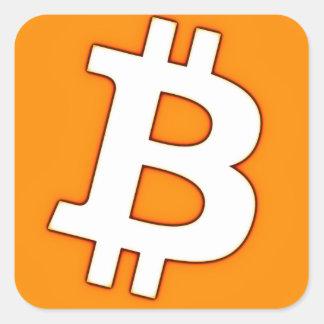 Bitcoinのカート スクエアシール