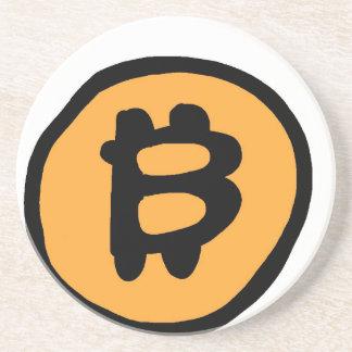 bitcoinのコレクション コースター