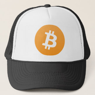 Bitcoinのトラック運転手の帽子 キャップ