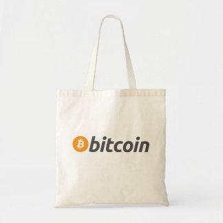 Bitcoinのハンドバッグ トートバッグ