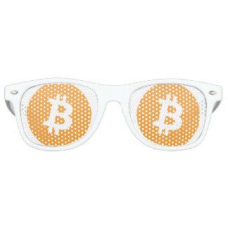 Bitcoinのパーティのサングラス レトロサングラス