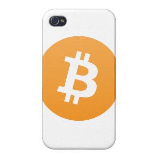 BitcoinのロゴのIphoneの場合 iPhone 4/4S Case